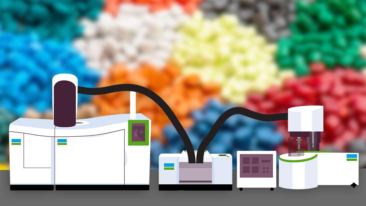 How Hyphenation Creates Advanced Single-Run Polymer Analysis